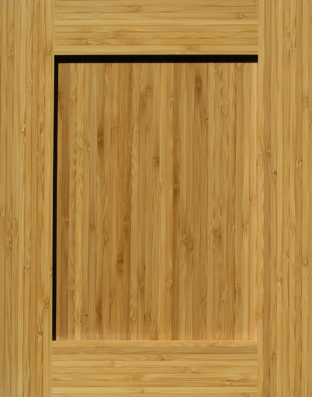 Bamboo Wood Door